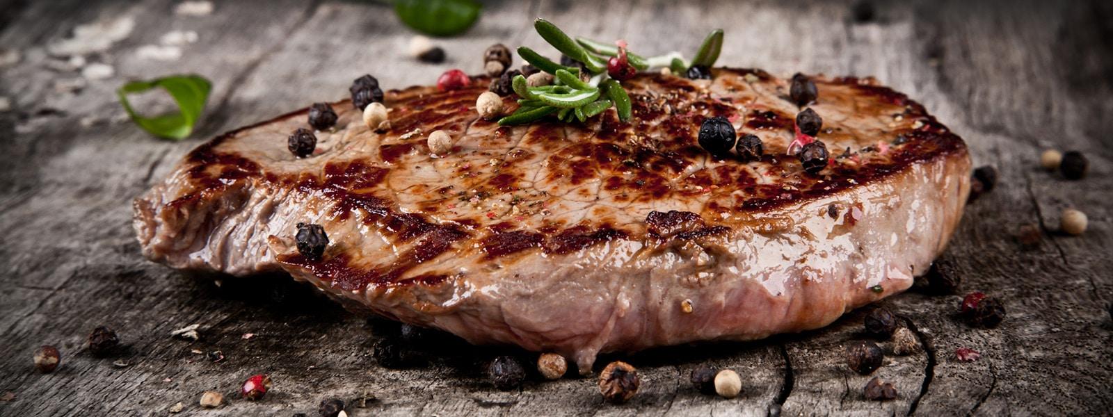 Smoker Grill BBQ Steak Slider