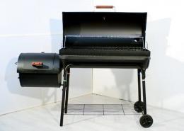 Smoker BBQ Grillwagen - Testbericht