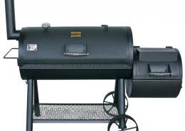 Grilln Smoke Big Boy - Barbecue Smoker Test