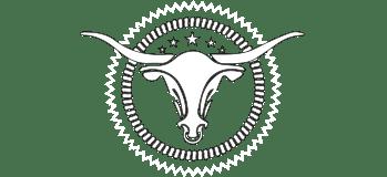 Smoker Grill BBQ Logo Schwarz Weiß