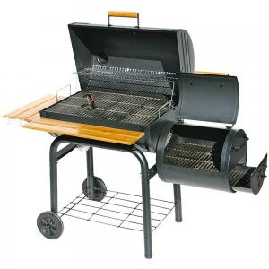 Grilln Smoke Classic Barbecue Grill Smoker 7462