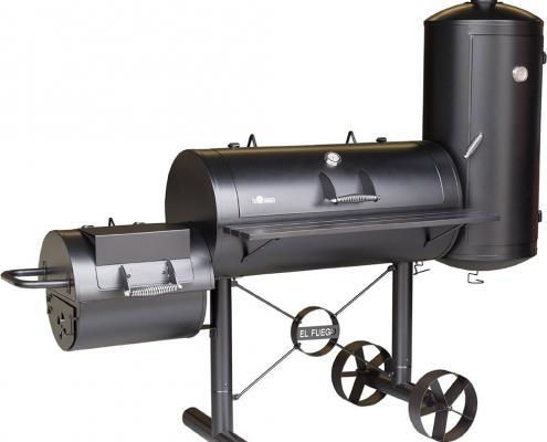 El Fuego Kiona Smoker Grill AY312 Front