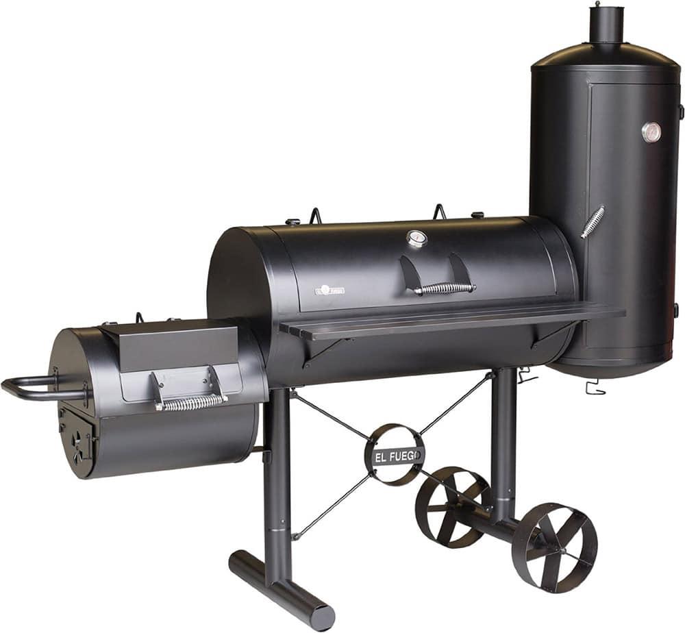 El Fuego - Kiona AY312 Smoker Charcoal - Unsere Bewertung