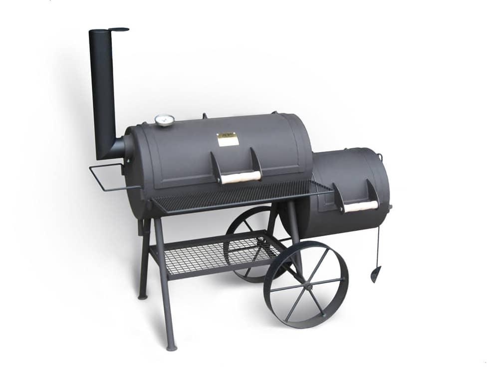 Jamestown Holzkohlegrill Test : ᐅ smoker grill test vergleich und empfehlungen