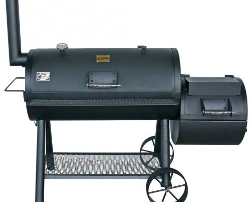 Grilln Smoke Big Boy BBQ Smoker Front