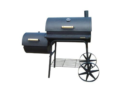 Profi XXL 90kg Smoker BBQ Grillwagen