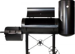 Nexos Premium Smoker XXL Frontansicht