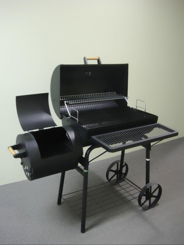 PROFI XXL 32 kg Smoker BBQ GRILLWAGEN - Unsere Bewertung