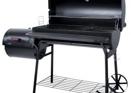 Broil Master BBQ Grill Smoker