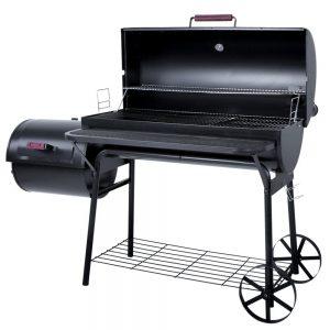Broil Master BBQ Grill Smoker