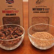 Räuchern Test Matadors BBQ Soulmaker + Olivenkerne Übersicht