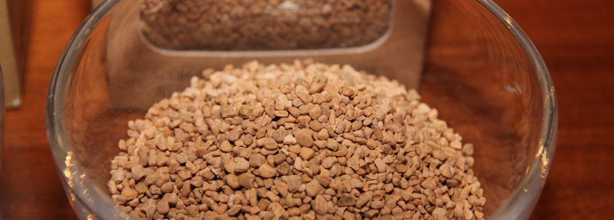 Räuchern mit Matador´s BBQ Smoking Chips - Olivenkerne im Detail